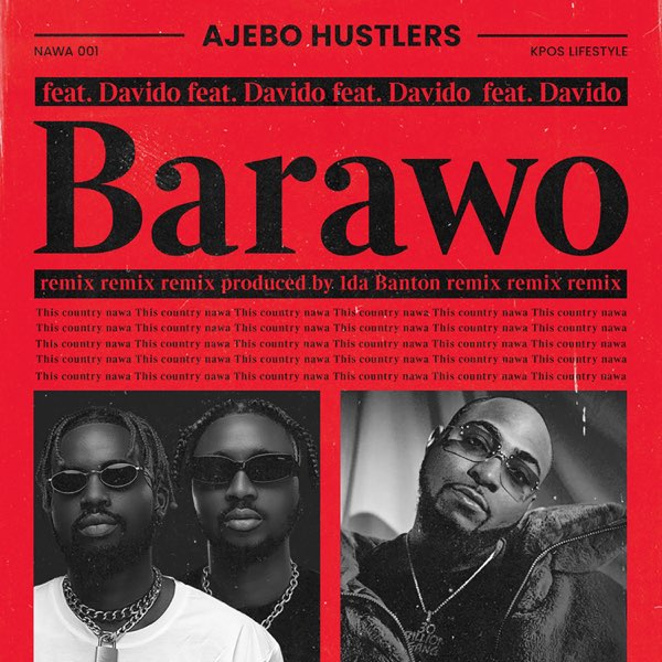 Ajebo Hustlers Barawo Remix Ft Davido Mp3 Download Basenaija Nutcase records presents jingle bell bell by tunde ednut featuring m.i, orezi & falz. ajebo hustlers barawo remix ft